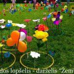 """Kūrybinių darbų paroda """"Mano vėjo malūnėlis"""", skirta Tarptautinei vaikų gynimo dienai paminėti"""